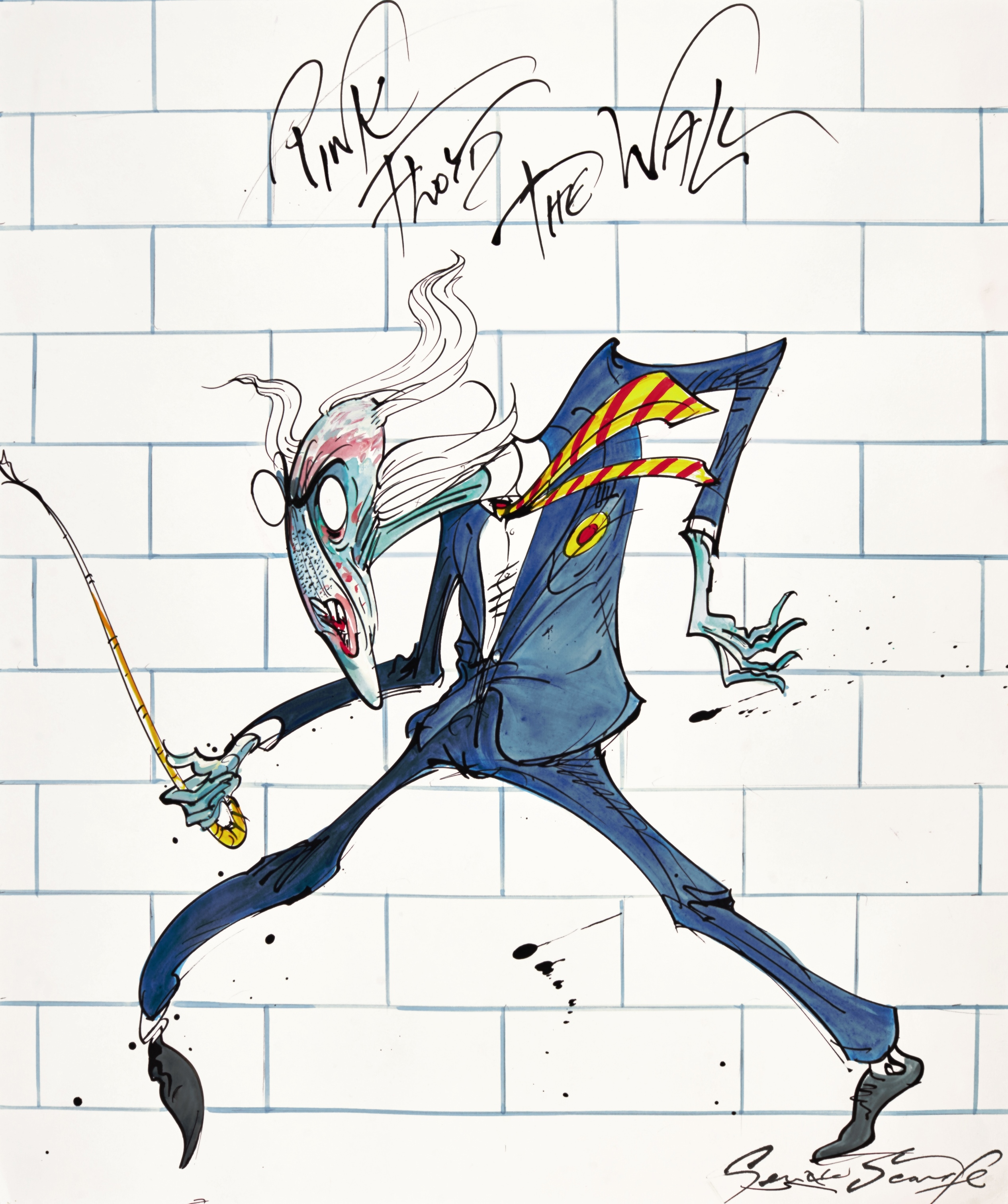 File Maggie and Rayna as well Old Bag Margaret Thatcher Drawing Among Leading Lots At Sotheby S Auction Of Gerald Scarfe Political Cartoons in addition Cereal Killer Cafe furthermore 305822630916005252 furthermore Music Video 90s ERuaUFbc0M9DG. on old cartoons from the 90s