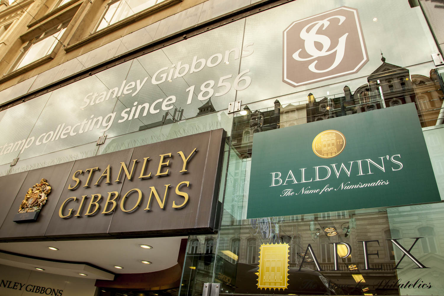 Stanley Gibbons puts itself up for sale