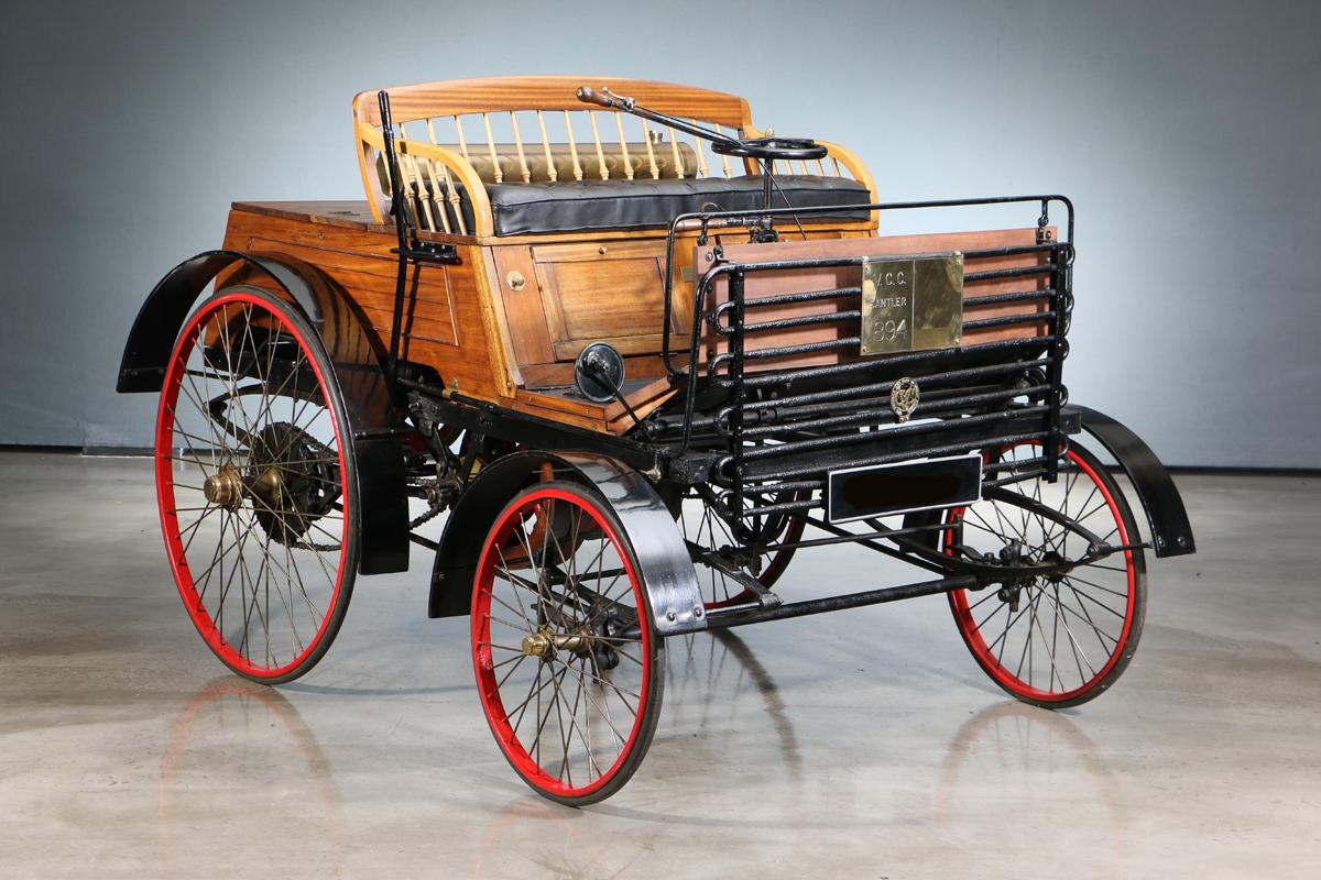London to Brighton classic cars cruise into auction at Bonhams