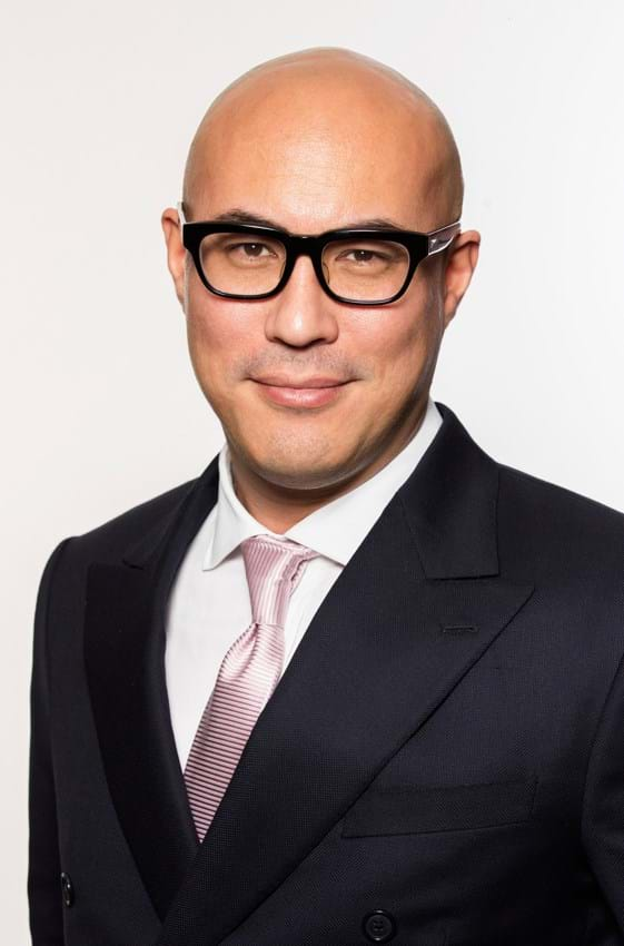 Nicolas Chow of Sotheby's