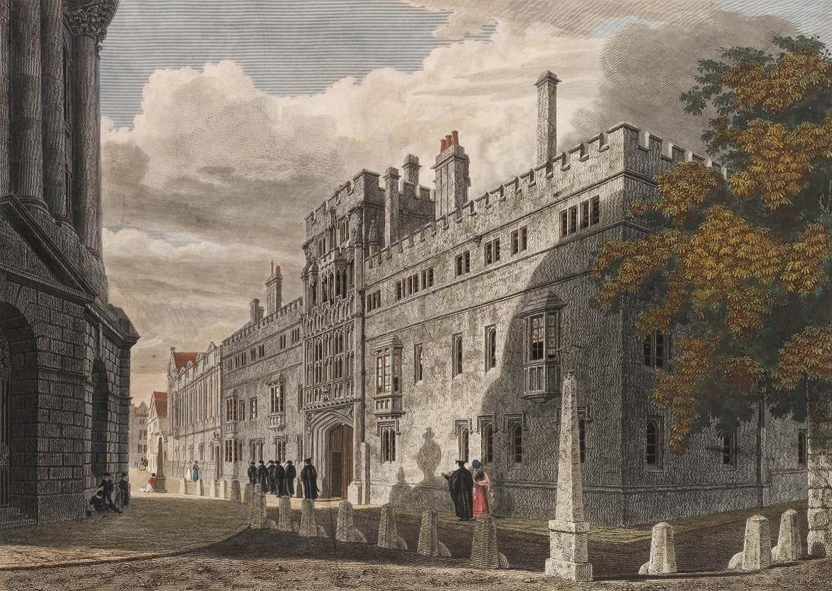 Brasenose college Oxford by Skelton 2336web 27-03-18.jpg