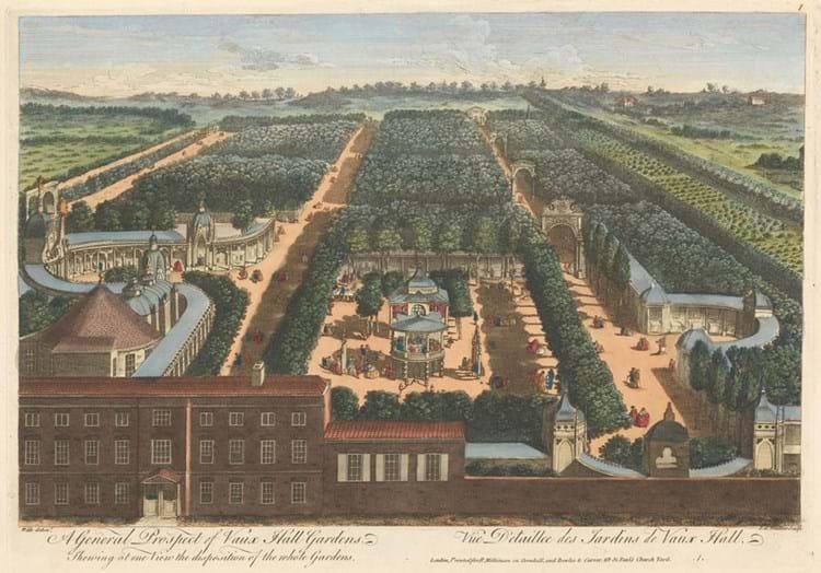 John S. Muller, A General Prospect of Vaux Hall Gardens, Paul Mellon Collection.jpg