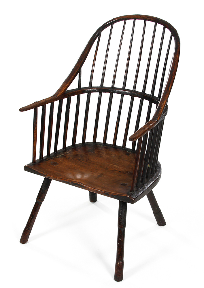 George II Windsor chair Bonhams - Guide To Buying Windsor Chairs