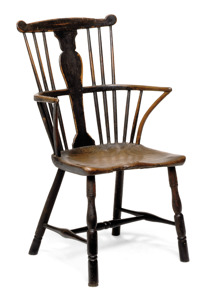 Thames Valley Windsor Chair Christieu0027s  sc 1 st  Antiques Trade Gazette & Guide to Buying Windsor Chairs