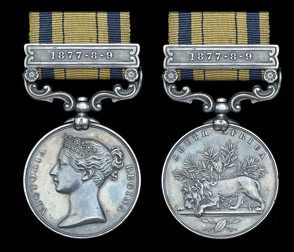 Medals of British Hero