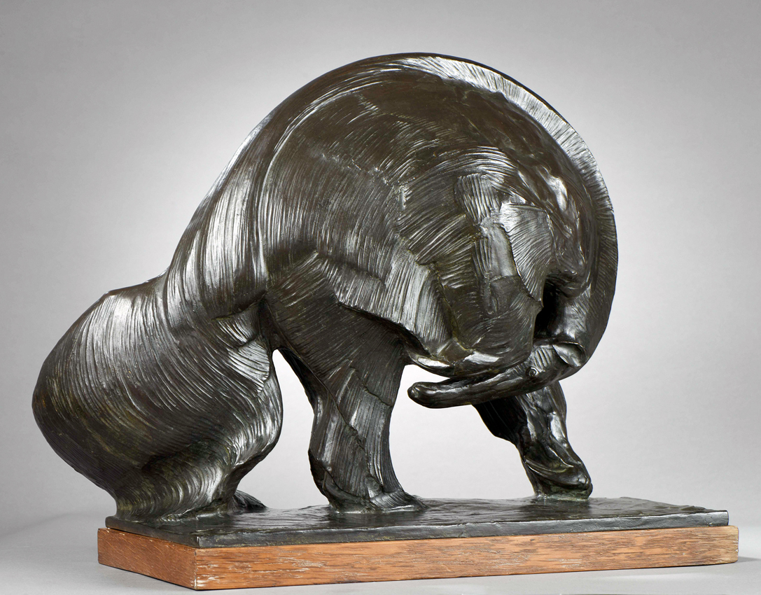 Bugatti Prices >> Giant price for giant anteater – Rembrandt Bugatti bronze takes 1.2m at Paris auction