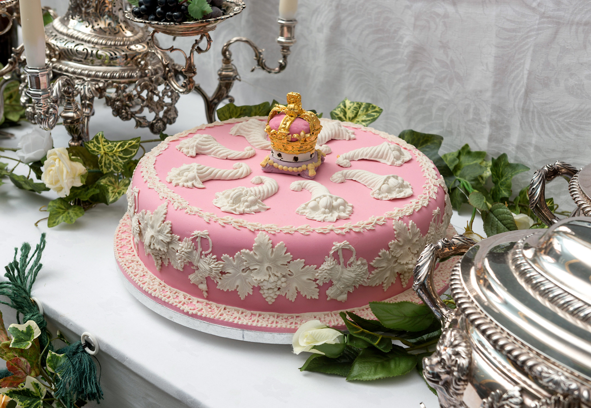 A Twelfth Night Cake