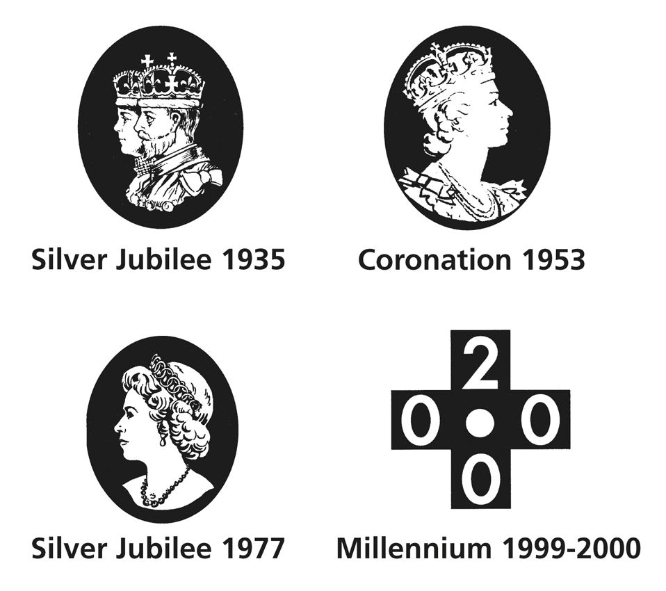Guide to hallmarks commemorative hallmarks buycottarizona