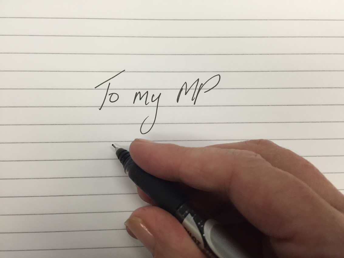 Write to mp